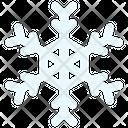 Snow Snowflake Winter Icon
