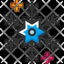 Snow Flake Snowflake Icon