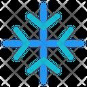 Weather Forecast Flake Icon