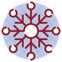 Snowflake Ice Crystal Snow Crystal Icon