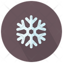 Snowflake Lined Icon