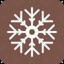 Snowflake Celebration Decoration Icon