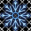 Snowflake Winter Snow Icon