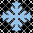 Snowflake Xmas Christmas Icon