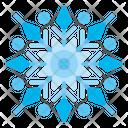 Snow Flake Snow Ice Icon