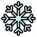 Snowflake Ice Snow Icon