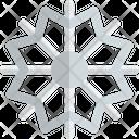 Star Snowflake Icon