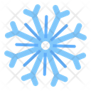 Snowflake Snow Crystal Snowfall Icon