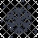 Snowflake Snow Ice Flake Icon