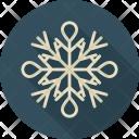Snowflake Christmas Xmas Icon