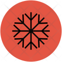 Snowflake Christmas Flake Icon