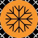 Snowflake Christmas Flake Icon