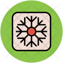 Snowflake Ice Flake Icon