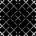 Snowflake Design Icon