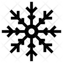 Snowflake Fractal Icon
