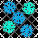 Flake Snow Cold Icon