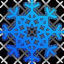 Snow Crystal De Icon