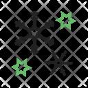 Snowflakes Icon