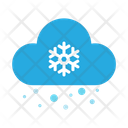 Snow Winter Snowflake Icon
