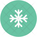 Snowing Flake Winter Icon