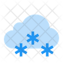Forecast Snow Snowflake Icon