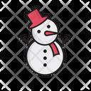 Winter Christmas Snow Icon