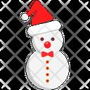 Snowman Snow Man Snow Icon