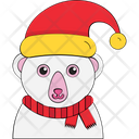 Santa Santa Claus Christmas Icon
