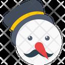 Christmas Snowman Christmas Snowman Icon