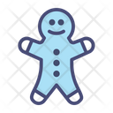 Snowman baby Icon
