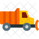 Snow Plow Icon