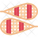 Snowshoes Country Culture Icon