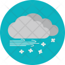 Snowstorm Tempest Weather Icon