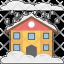 Snowstorm Snowy Weather Ice Storm Icon