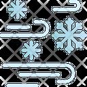 Snowstorm Storm Snow Icon