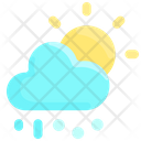 Snowy Day Icon