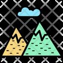 Snowy Peaks Icon
