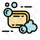 Soap Hygiene Bathing Icon