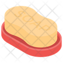 Cleansing Soap Soap Scrub Icon