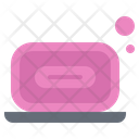 Soap Bubble Bathroom Icon