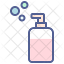 Lotion Bath Wash Icon