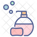 Face Wash Cleanse Icon