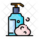 Soap Liquid Soap Shower Gel Icon