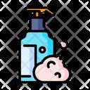 Soap Liquid Soap Shower Gel Icon