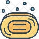 Soap Soap Bar Bubbles Icon