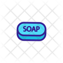 Disinfectant Soap Bottle Icon