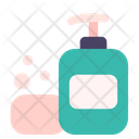 Soap Shampoo Cleaning Icon
