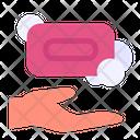 Hand Soap Hygiene Icon