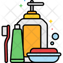 Mtoiletries Soap Toiletries Icon