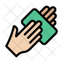 Soap Hand Washing Icon